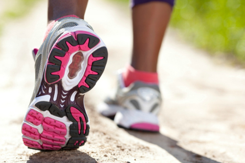 Exercise shoes