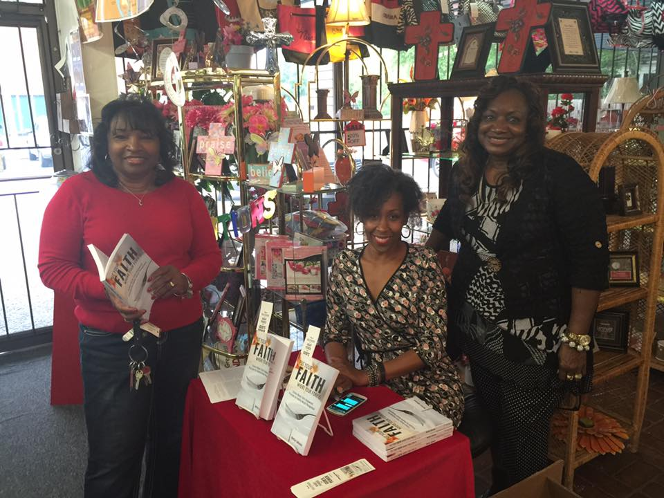 Ephesus Christian Bookstore Book Signing
