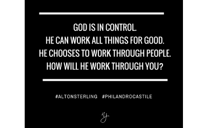 With a heavy heart… #AltonSterling #‎PhilandroCastile‬