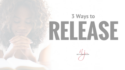 3 Ways to Release