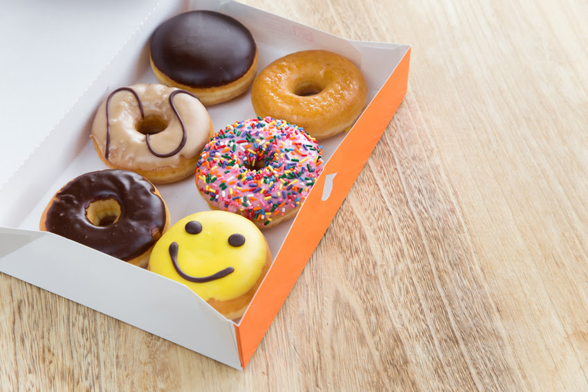 Picture of donuts