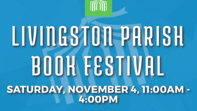 Nettye Johnson at Livingston Parish Book Festival